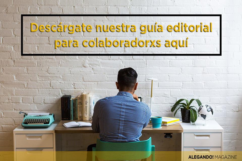 Red de Colaboradores Alegando! Magazine