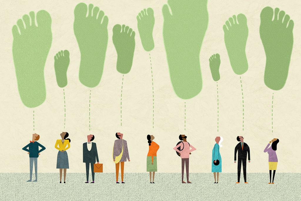 participación ciudadana en la crisis ecológica