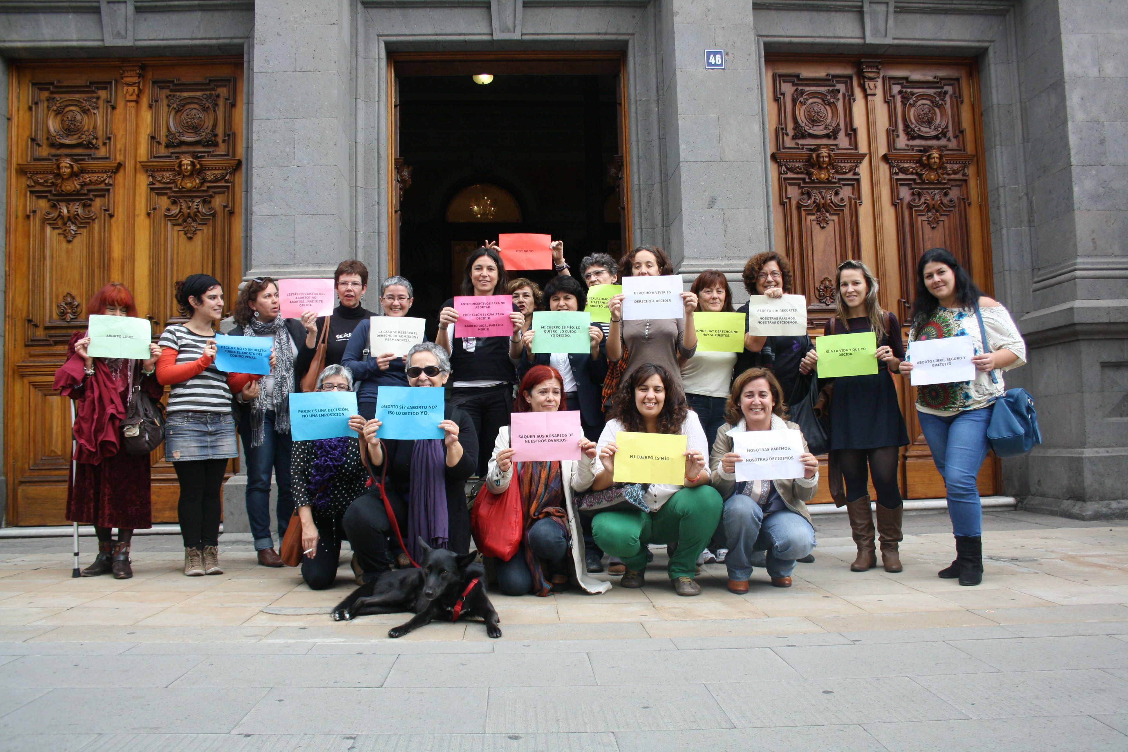 Derechos sexuales y reproductivos en Canarias