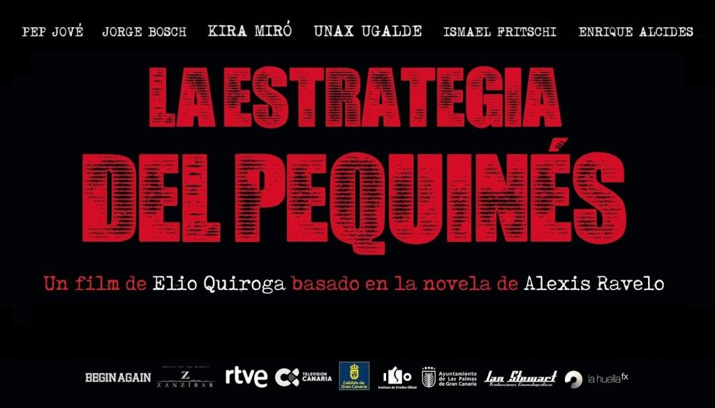 la estrategia del pequinés Elio Quiroga