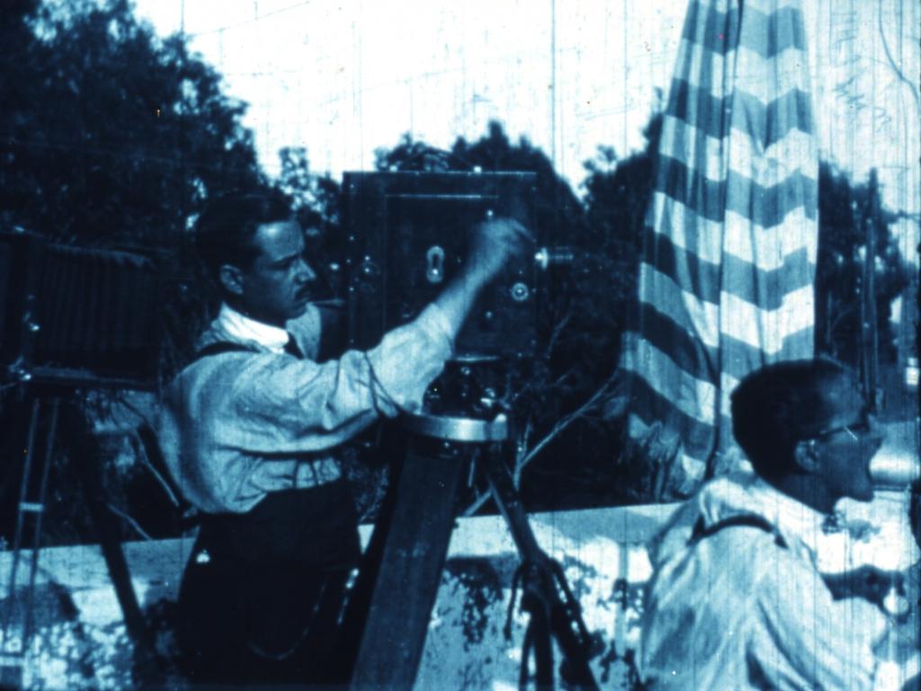 Historia del Cine Canario