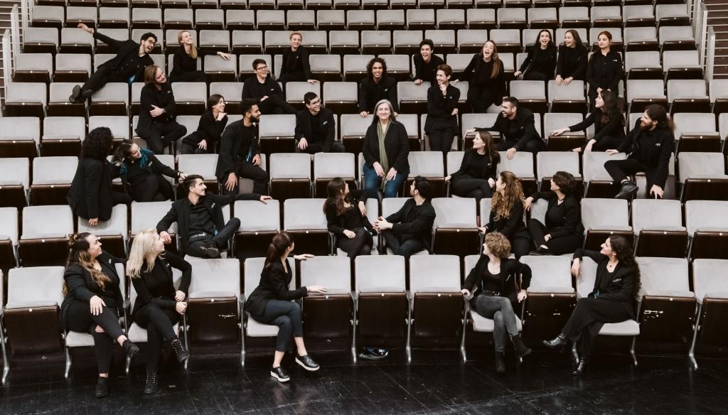Coro juvenil de Auditorio de Tenerife