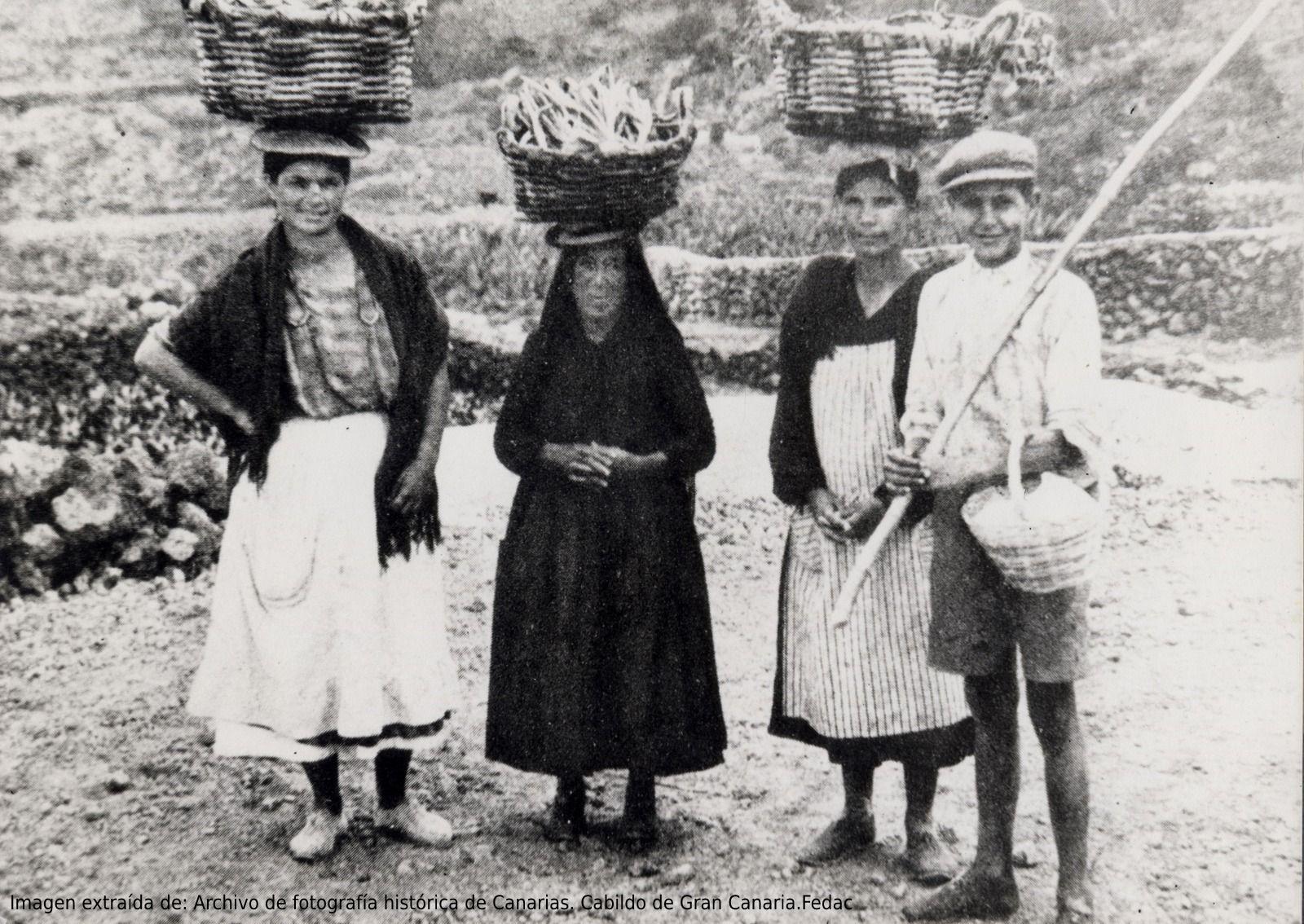 mujeres canarias en el franquismo