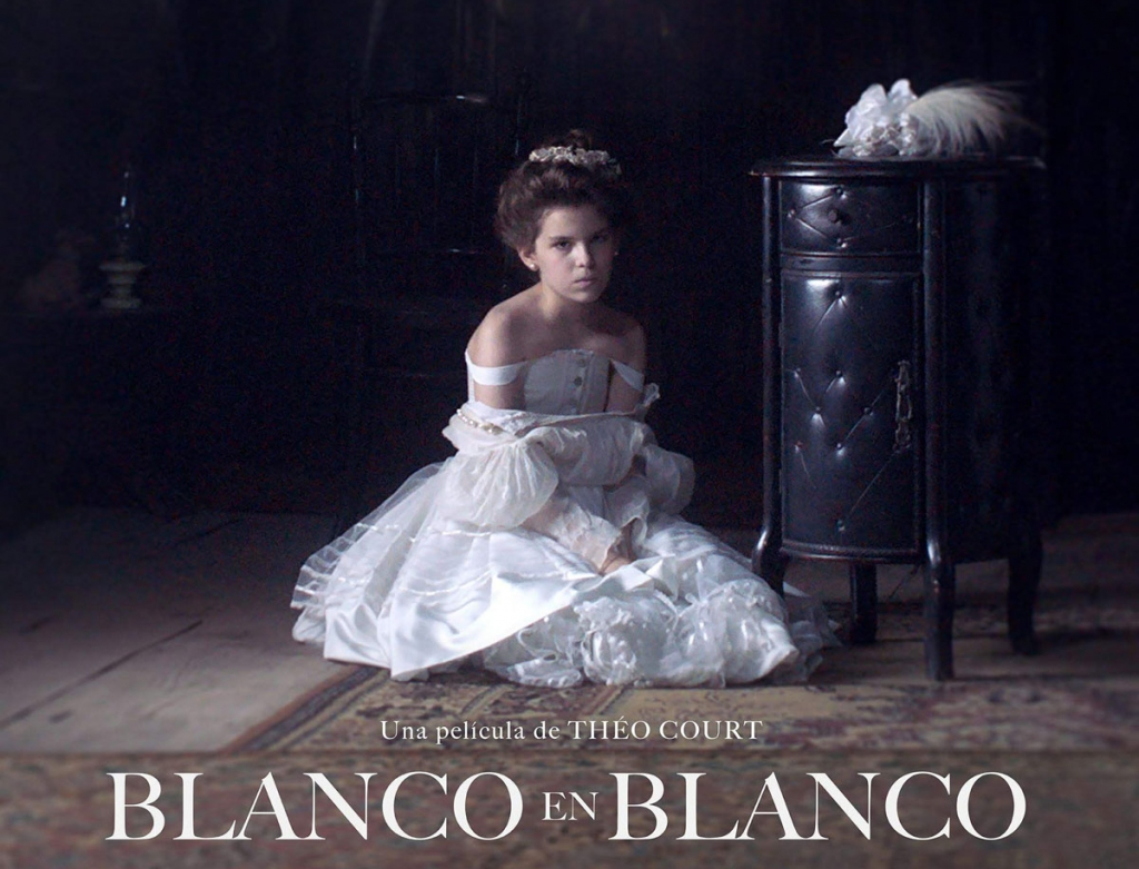 Blanco en Blanco - Théo Court