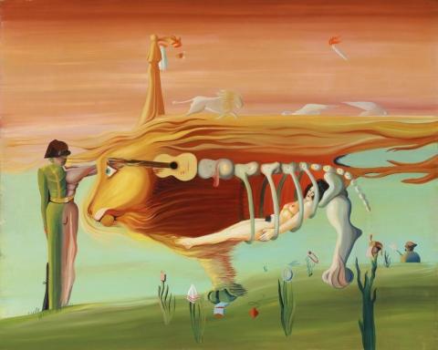 el surrealismo en canarias