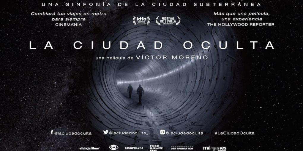 La ciudad oculta - Víctor Moreno