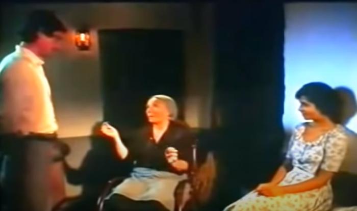 benito pide la mano de amparo guarapo