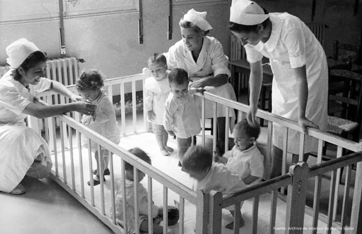Bebés robados en la Casa Cuna de Tenerife