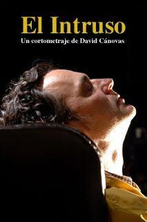 cartel el intruso david cánovas