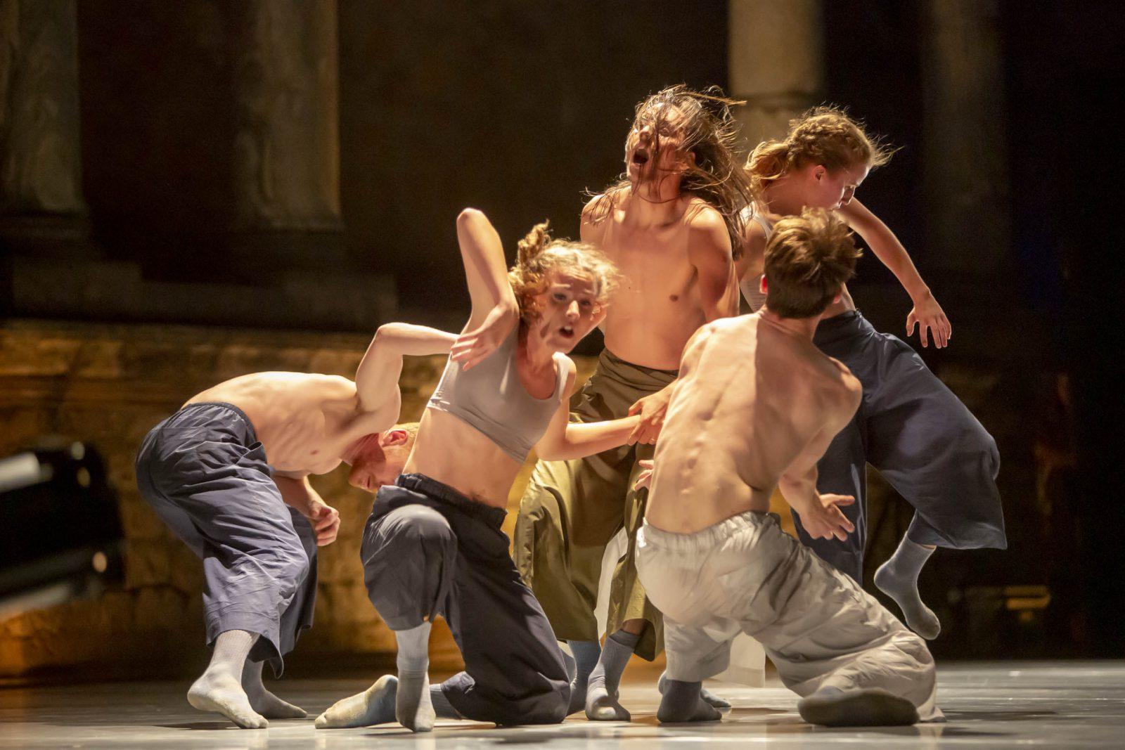 El Auditorio de Tenerife acoge Anhelo de Marcat Danse