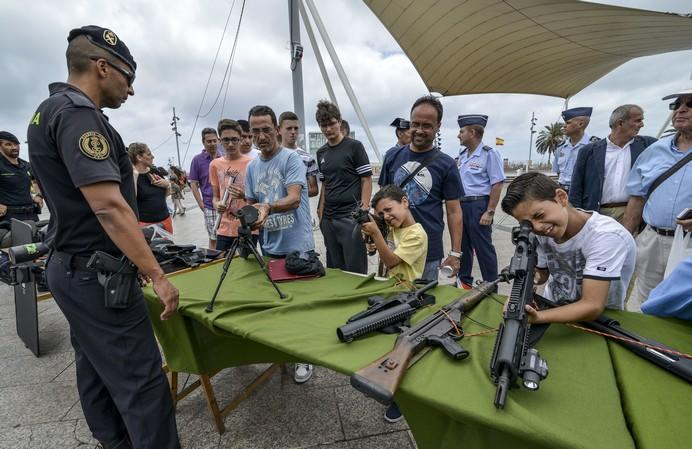 Ejército en Canarias