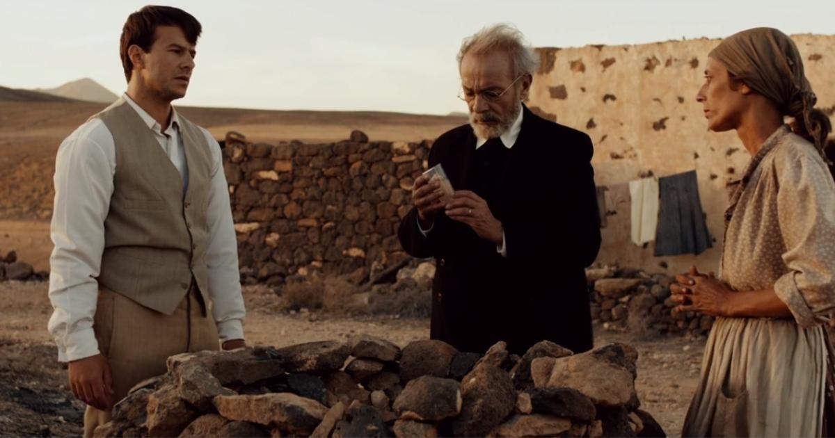 Unamuno Fuerteventura película