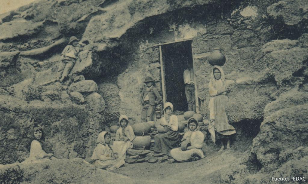 Las mujeres canarias a ojos de olivia stone
