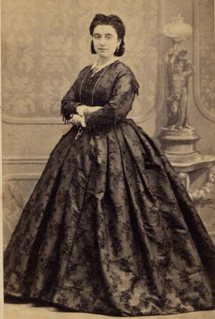 fotografía mujeres en la canarias del siglo XIX