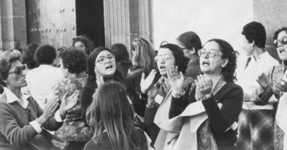 Movimiento feminista de Canarias