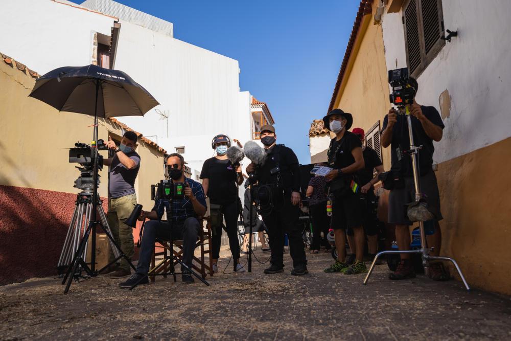 hacer cine en canarias