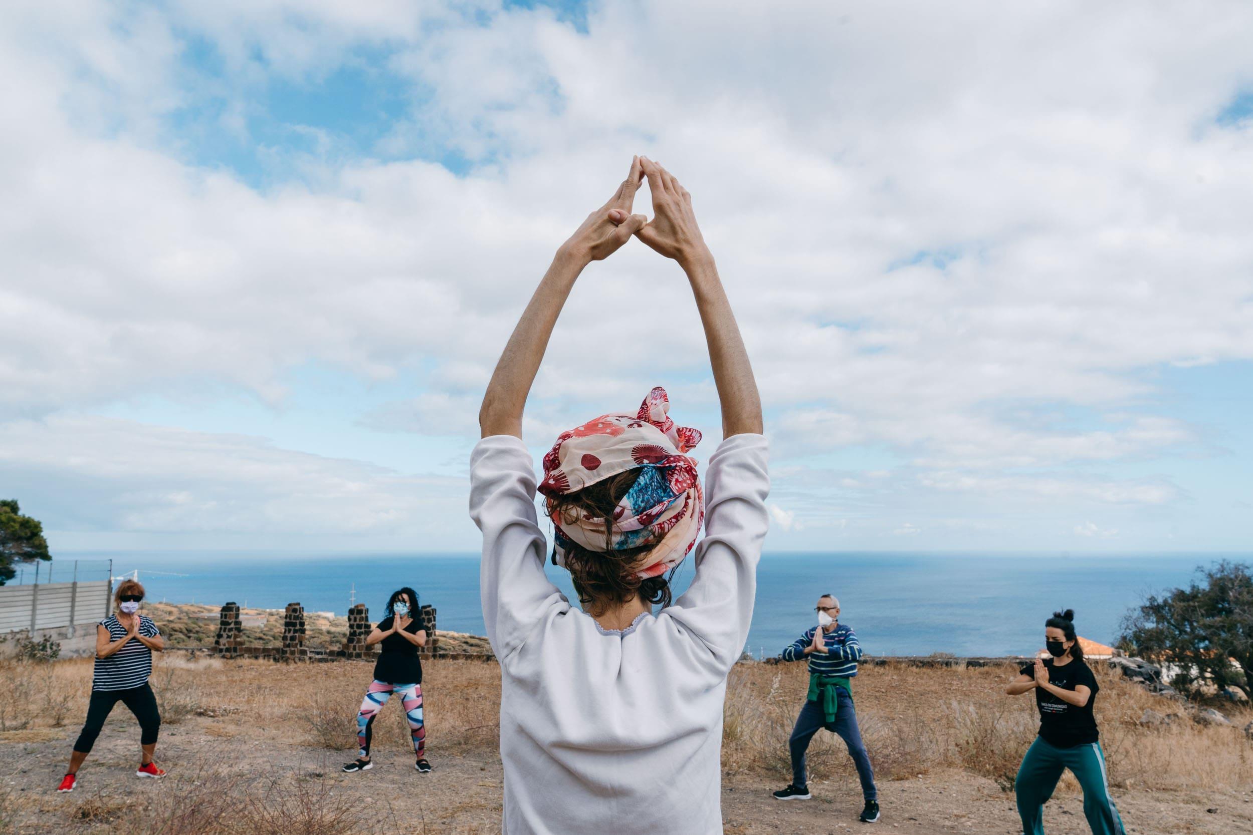 danza en comunidad retoma su actividad presencial en tenerife