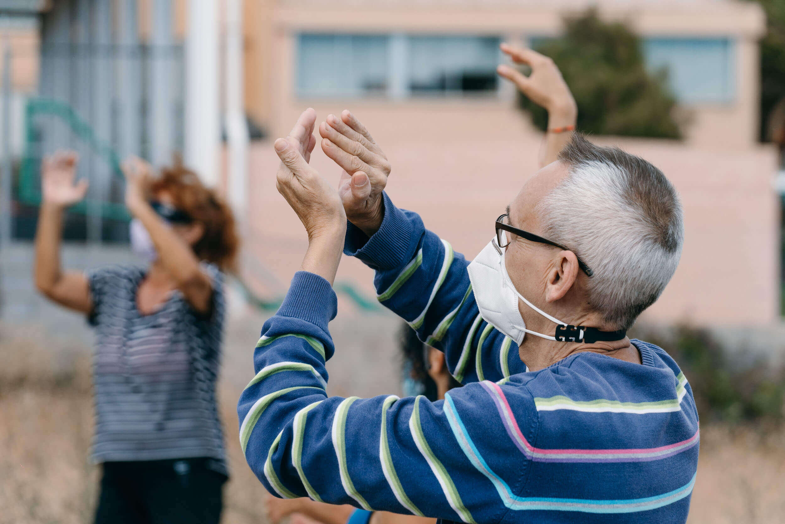 Danza en Comunidad Programa Cierra Programa Natura