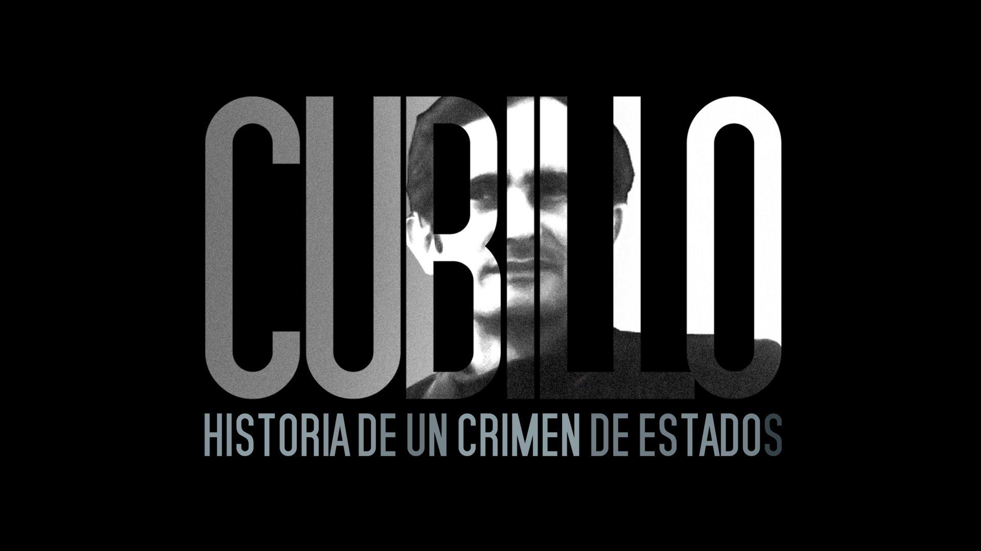 Cubillo, historia de un crimen de Estados