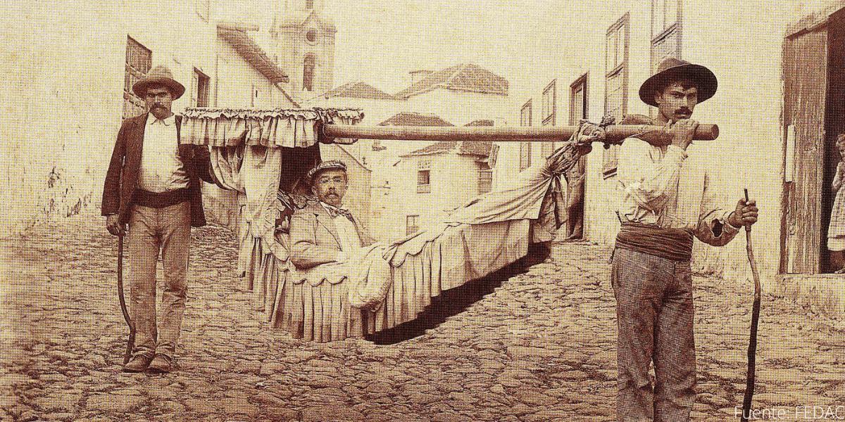 economía canaria del siglo XIX