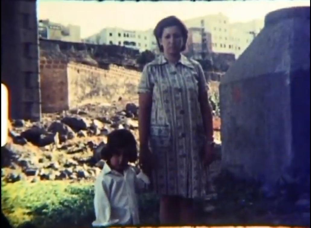 Madre e hija - Los Barrancos afortunados