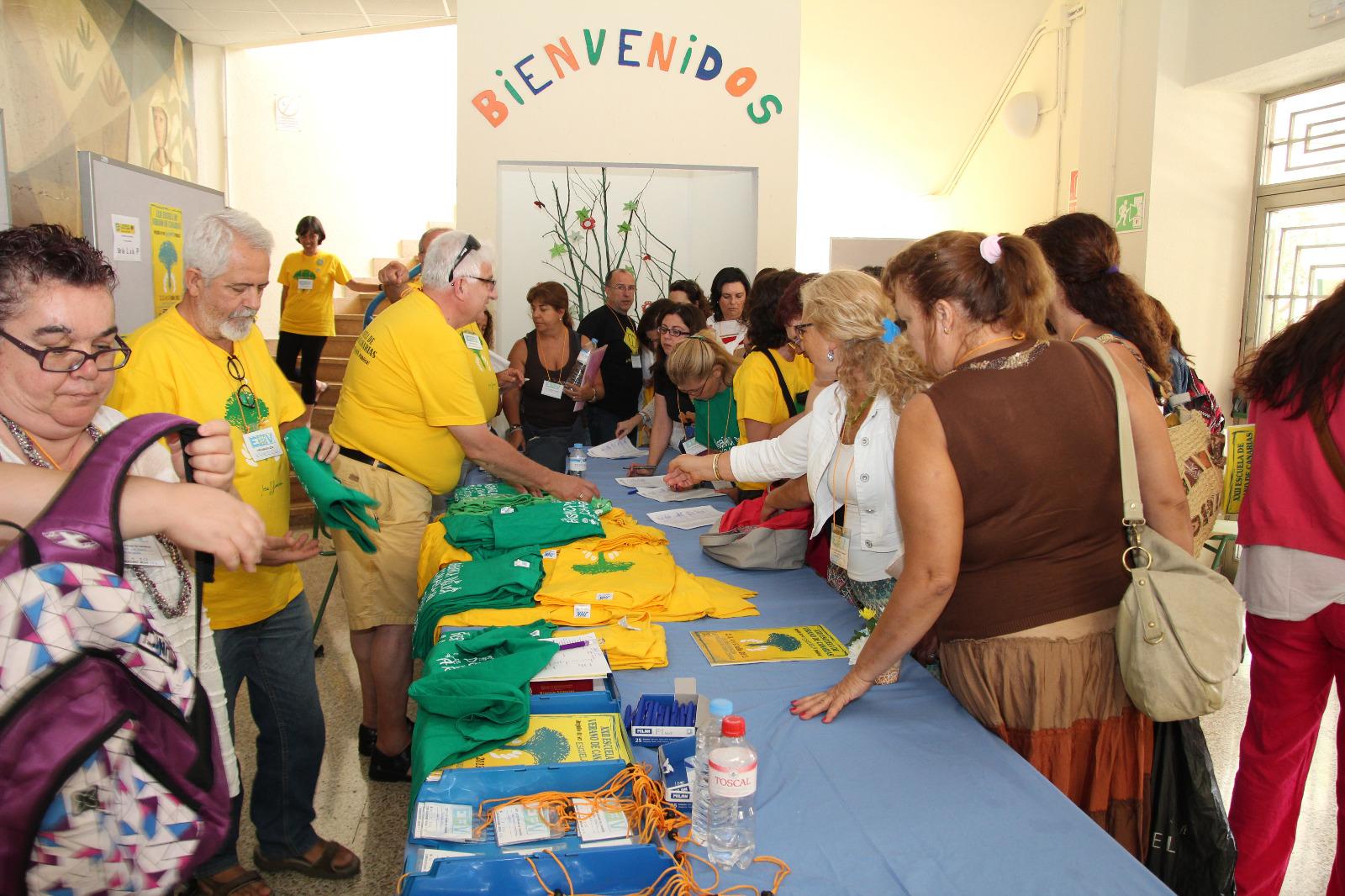 Escuela de Verano en Canarias